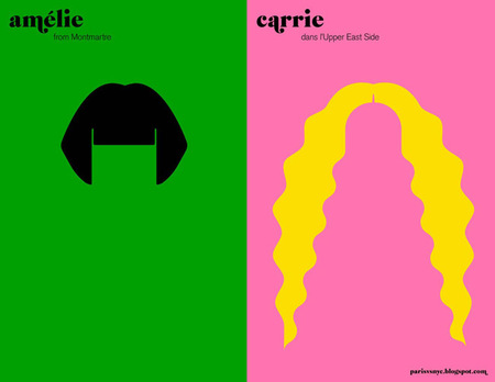 Amelie vs Carrie