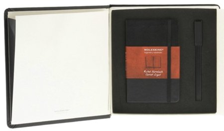 Moleskine Gift Box writting
