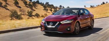 Nissan Maxima 2019: Precios, versiones y equipamiento en México