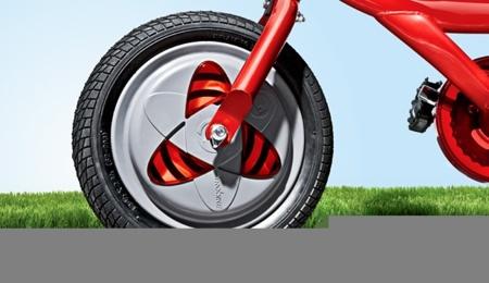 Gyrobike, un giroscopio al rescate de los torpes con la bicicleta