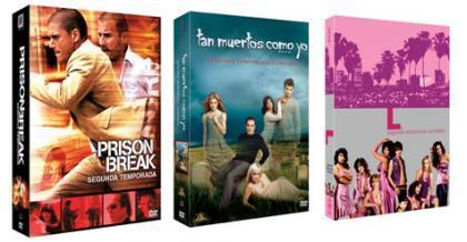 Prison Break, Tan muertos como yo y L, en DVD en septiembre