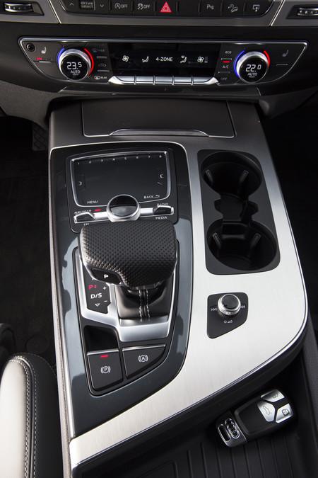 Audi Q7 mandos