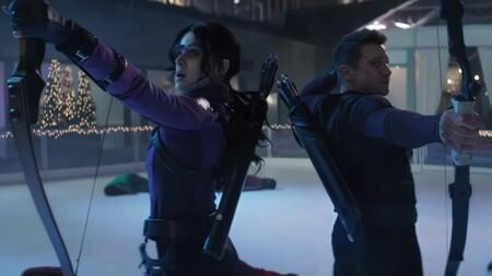 Este es el primer emocionante tráiler de 'Hawkeye': Clint Barton y Kate Bishop tendrán una aventura navideña en Disney+