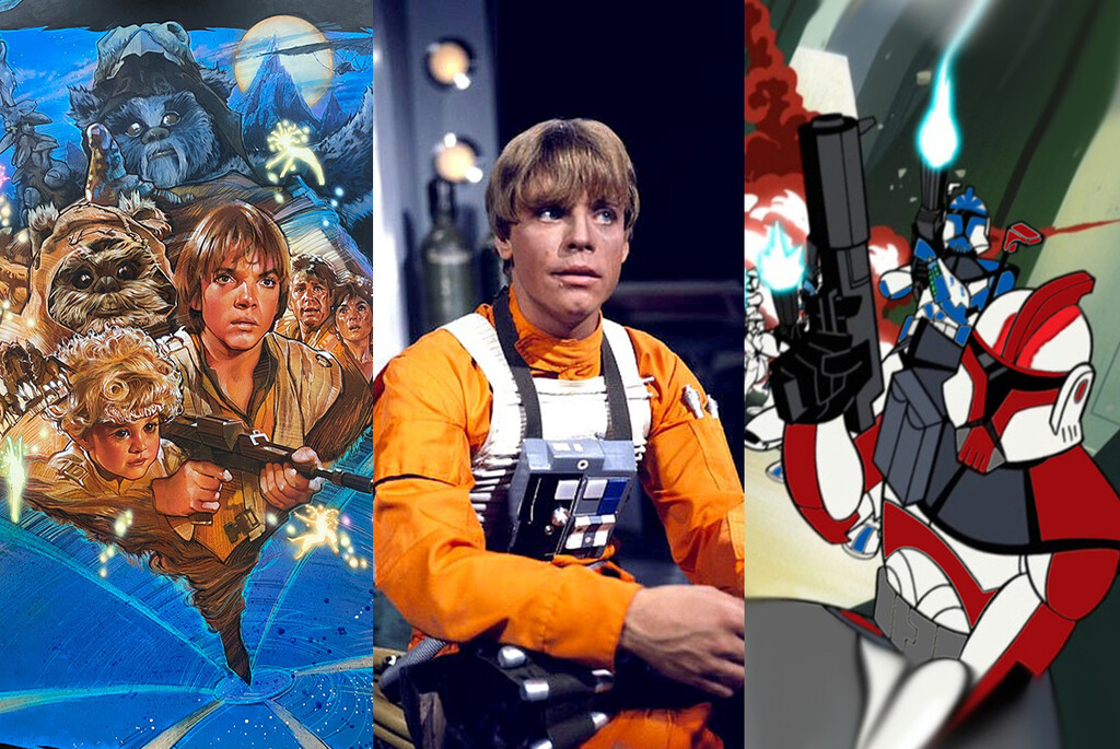 Disney+ incluirá la 'Star Wars' más olvidada: parte del 'Holiday Special', las películas de los Ewoks y las 'Clone Wars' de Tartakovsky