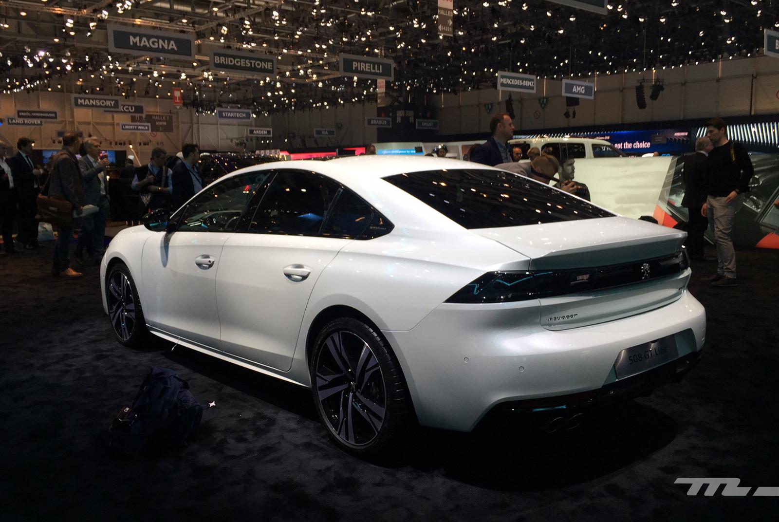 Foto de Auto Show de Ginebra 2018 (fotos en vivo) (24/31)