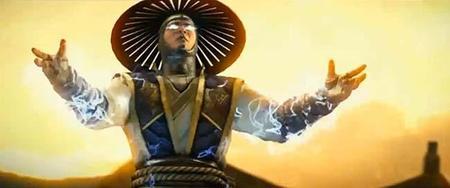 Raiden es revelado para Mortal Kombat X en su nuevo video