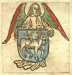 Ex libris de Hildebrando de Brandenburgo