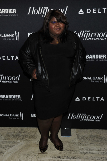 Gabourey Sidibe 35 most powerful people