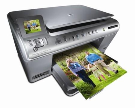 Impresoras multifunción con WiFi de HP