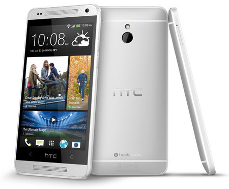HTC One Mini ya está aquí