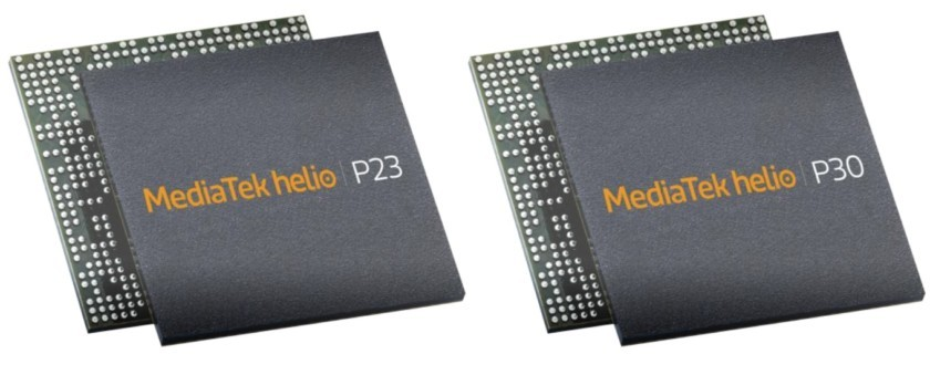 Mediatek Helio P30 And P23 840x339