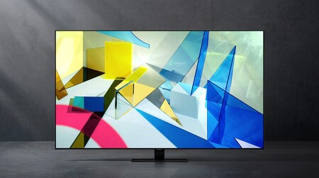 Disfruta de cine, deportes y gaming con la brutal smart TV 4K QLED Samsung Q80T a precio de derribo en MediaMarkt desde 789 euros