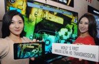 LG quiere que tu teléfono envíe vídeo 4K a tu televisor
