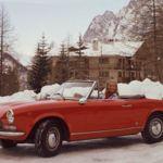 Los vídeos de la restauración de un Fiat 124 Sport Spider de 1970 en cuatro semanas