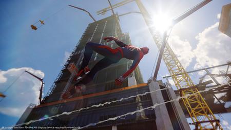 Marvel's Spider-Man ya está a la venta en PS4 acompañado por este descomunal tráiler cinemático