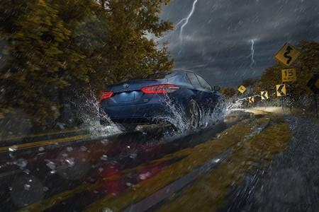 Toyota Camry y Avalon estrenan tracción AWD