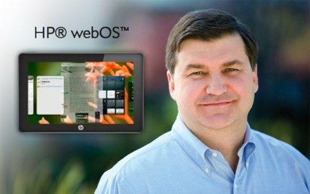 Hewlett-Packard habla sobre PalmPad y HP webOS