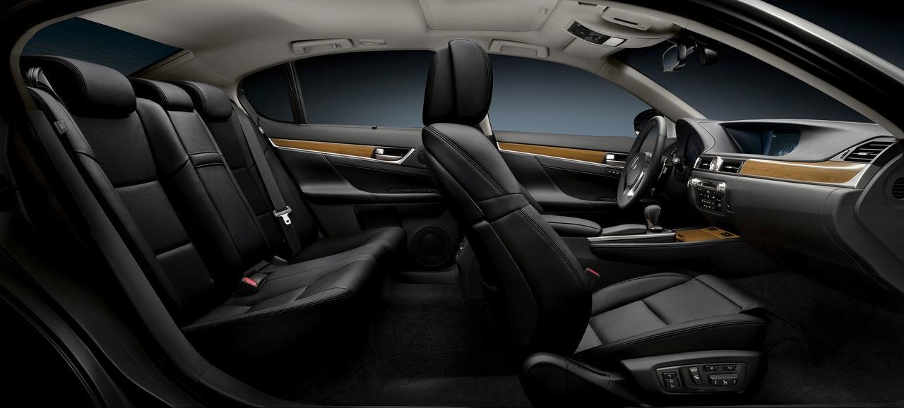 Foto de Lexus GS 450h (2012) (31/62)