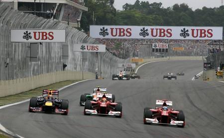Estas han sido las diez mejores carreras de Fórmula 1 de esta década (2010-2019)