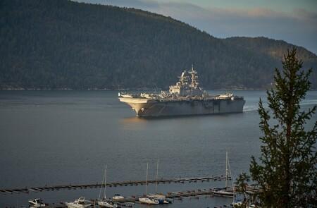 Alguien está falsificando la posición de navíos militares y nadie sabe quién es el culpable
