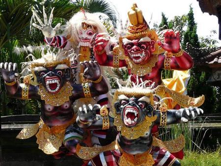Nyepi, Día del Silencio en Bali