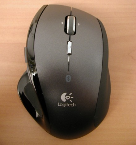 Logitech MX Revolution por Bluetooth