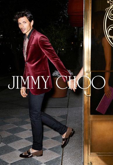 Velencoso para Jimmy Choo