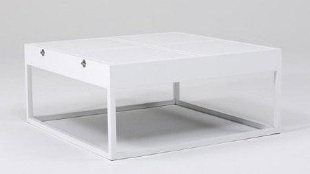 La mesa de centro es para lo que es