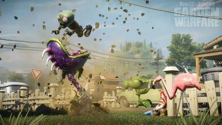 Más acción desenfadada con este vídeo de 'Plants vs Zombies: Garden Warfare'