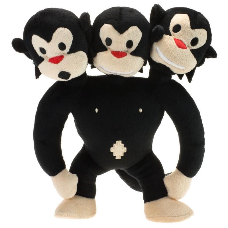 Mono de tres cabezas, peluche de Monkey Island