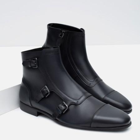 Zapatos Hibridos Tendencia Invierno Hombre 2015 3