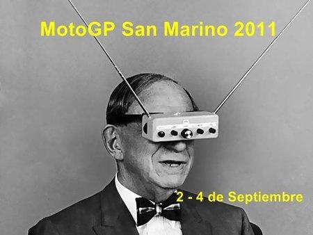 MotoGP San Marino 2011: Dónde verlo por televisión