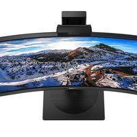 Philips anuncia el 346P1CRH, su nuevo monitor curvo de gran formato con 34 pulgadas y DisplayHDR 400