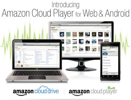 Amazon se adelanta a Google y Apple con su servicio de música basado en la nube