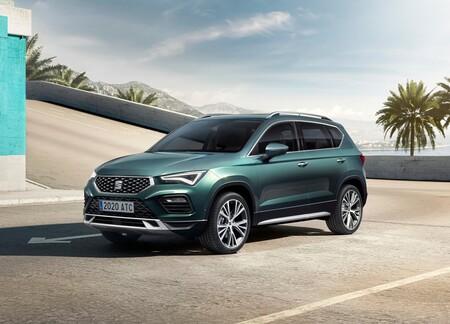 SEAT Ateca 2021: precios, versiones y equipamiento en México 6