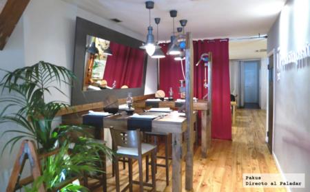 Restaurante Küiru, cocina de autor con inspiración asturiana en Madrid