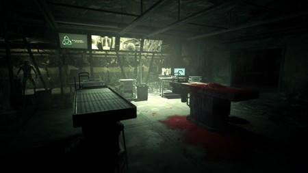 El terror personificado llega hoy a Nintendo Switch con el lanzamiento de Outlast: Bundle of Terror