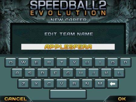 Nombrando al mejor equipo de todos los tiempos de Speedball