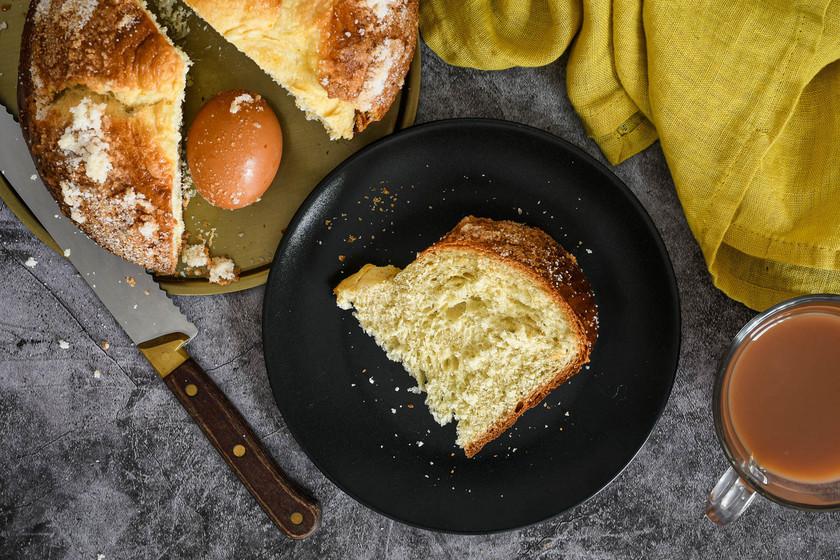 Mona de Pascua en Thermomix: receta fácil de Semana Santa