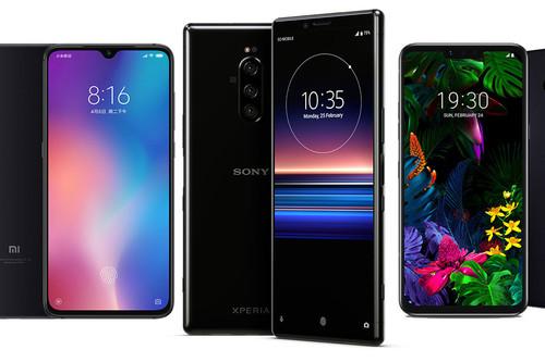 Sony Xperia 1, comparativa: así queda contra Galaxy S10, Xiaomi Mi 9, Mate 20 Pro, Pixel 3 XL y resto de gama alta de Android