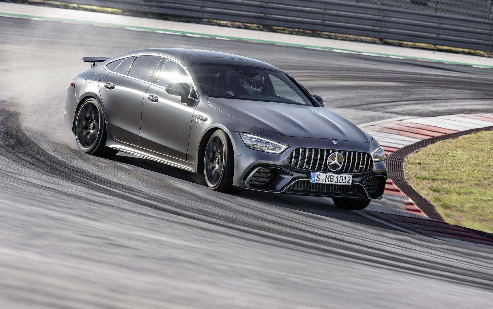 Foto de Mercedes-AMG GT (4 puertas) (38/40)