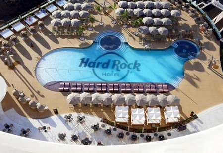 Hard Rock Hotel Tenerife 1