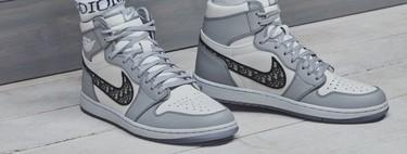 Dior y Jordan crean las zapatillas definitivas para llevar el próximo verano