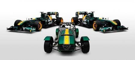 Team Lotus adquiere Caterham Cars, ya es oficial