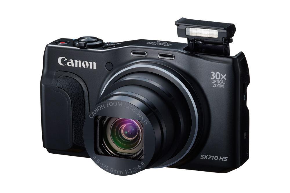 Foto de Nuevas cámaras PowerShot e Ixus de Canon (1/12)