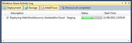 Publicando desde Visual Studio 2010