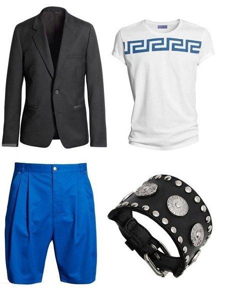 Versace para H&M Primavera 2012: La colección crucero al completo