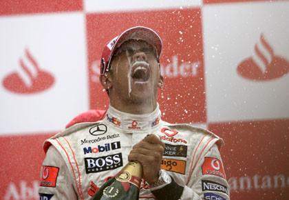 """Dennis: """"Hamilton es el mejor piloto de la F1 actual"""""""