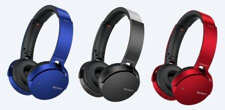 Auriculares inalámbricos Sony, con Bluetooth y NFC, por 69 euros y envío gratis ¡tres colores para elegir!