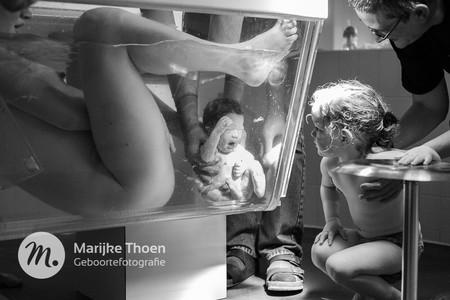 Parto Agua Marijke Thoen